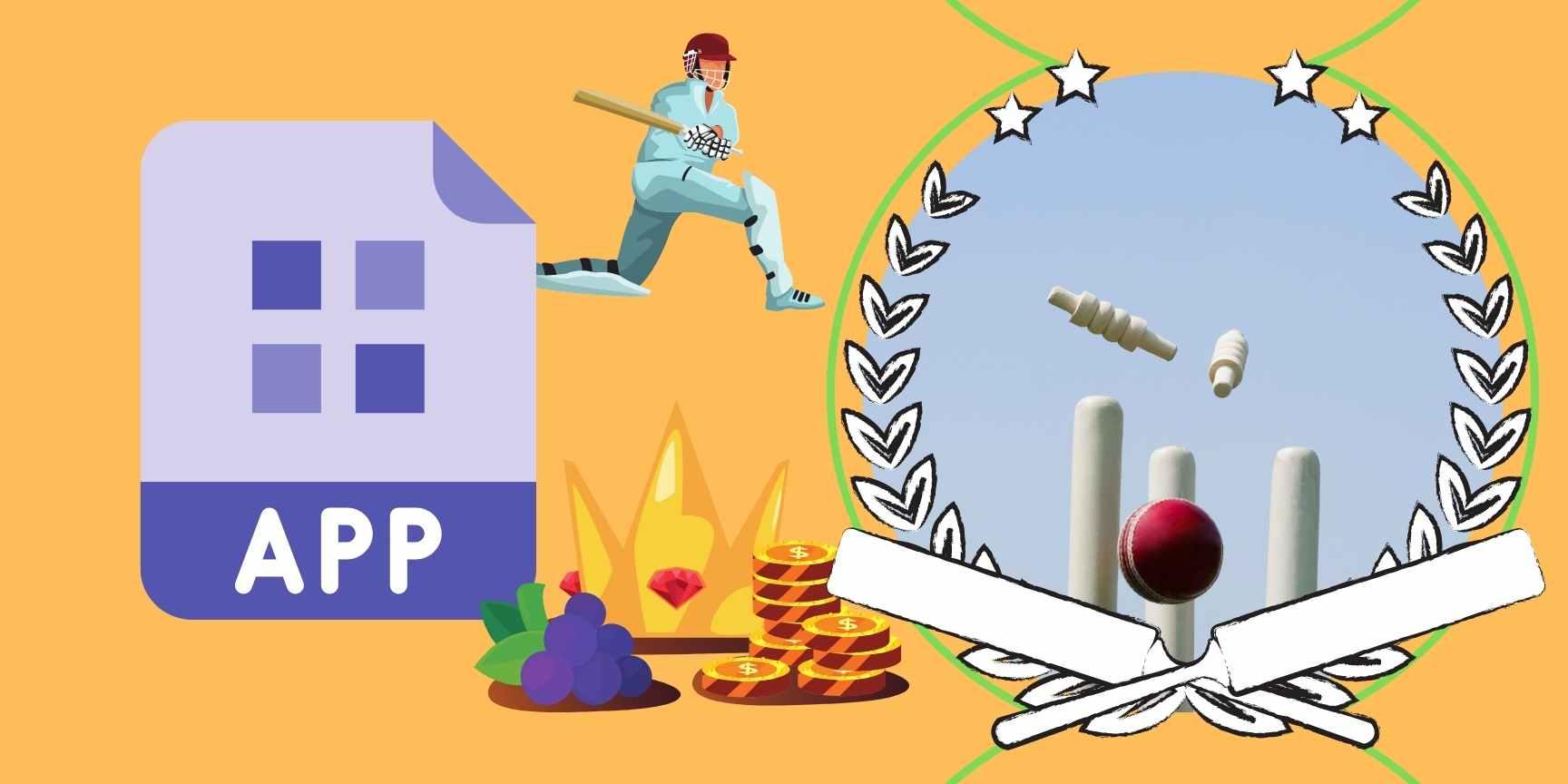 cricket popular apps